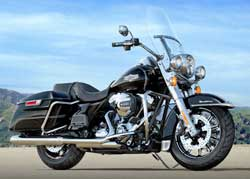 NEW HARLEY is given away each year